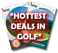 Golf More Pay Less in the Northeast and Mid Atlantic golf courses